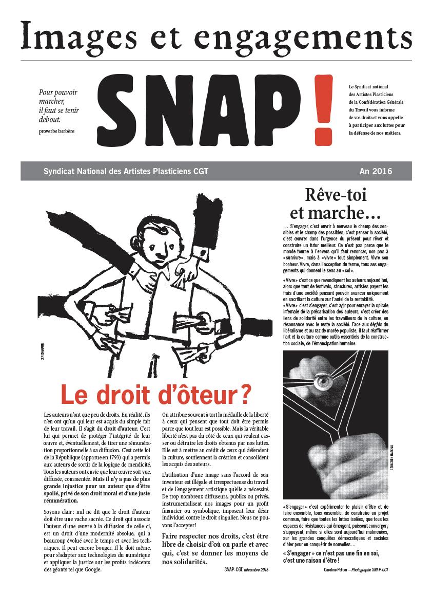 SNAP ! — an 2016