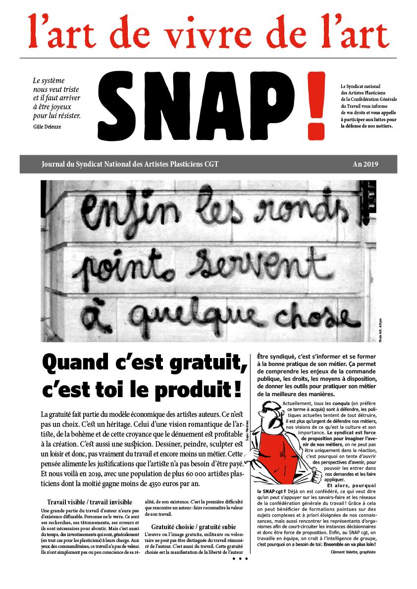 SNAP ! — an 2019